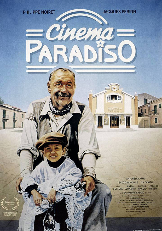 Thursday Movie Night - <Cinema Paradisco> (1988) Sharing on [ 1st JUN 2017, 8pm.]