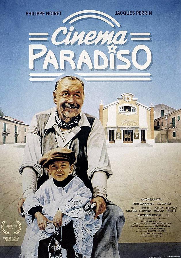 Thursday Movie Night - Cinema Paradisco (1988) Sharing on