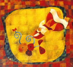 Pájaro Mecánico, 2001
