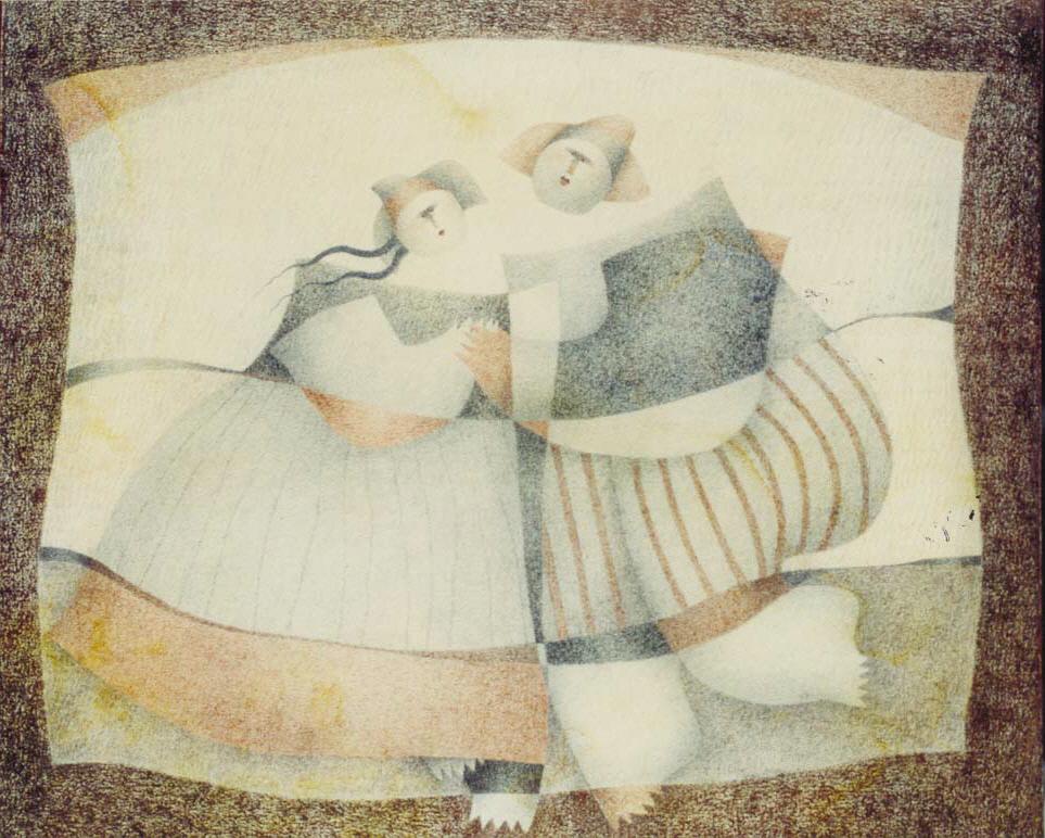 Augusta y Benito, 2000