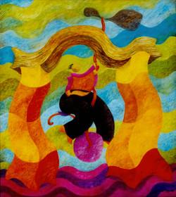 El errante, 2003 (The wanderer)