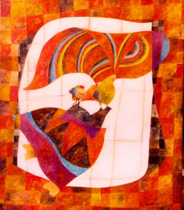 Aguayo rojo, 2001