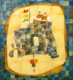 Castillo en el aire, 2001