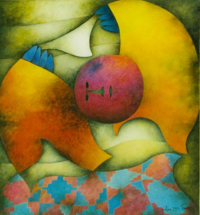 Cueca, 2002 (Cueca dance)