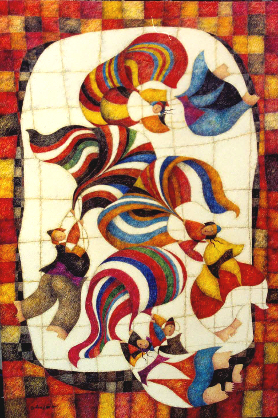 Pujllay, 2001 (Andean party)