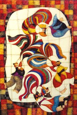 Pujllay, 2001 (Andean party)