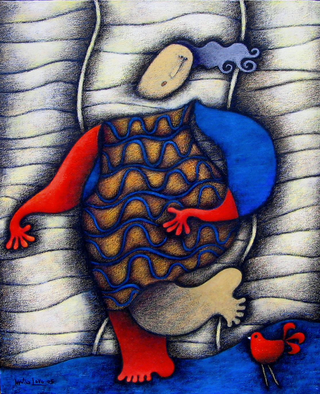 Paz y amor, 2005 (Love and peace)