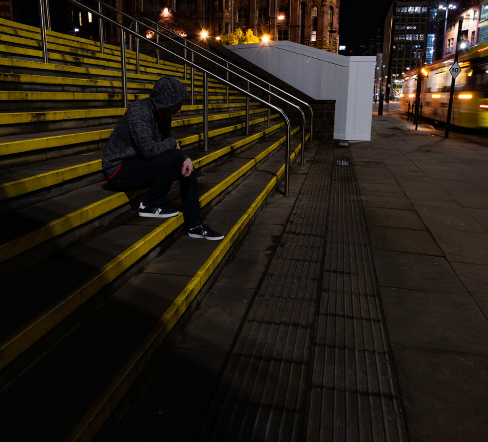 night photography manchester