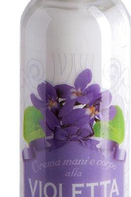 Crema fluida mani e corpo Violetta Parmafragrance