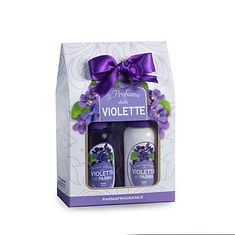 Cofanetto regalo Mini Violetta Parmafragrance