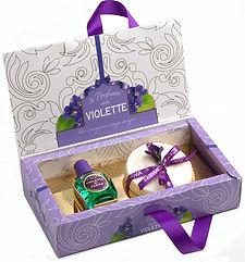 Cofanetto regalo Violetta Parmafragrance