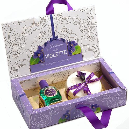 Cofanetto A Violetta Parmafragrance