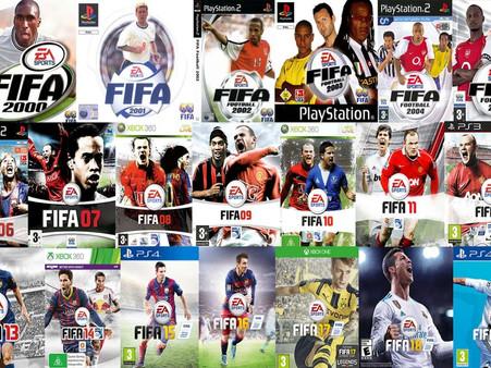 Top 5 FIFA Games