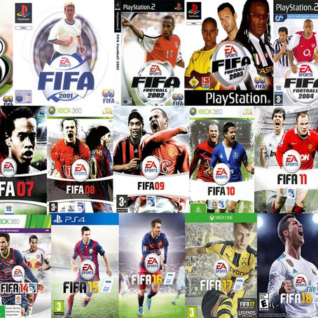 Ranking Top 5 Best FIFA Games Of All Time