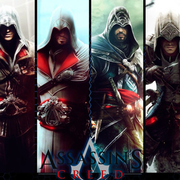Ranking The Top 5 Assassin's Creed Games