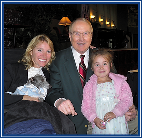 Dr. Diane Dike and Dr. James Dobson