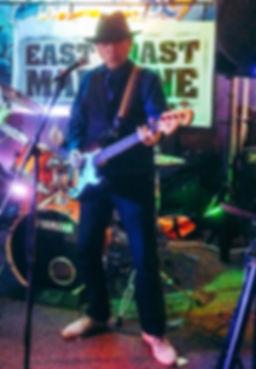 Jont Watson East Coast Mainline band