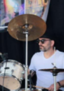 Joe Mozdzierski, East Coast Mainline Band