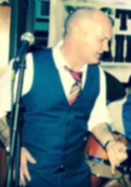 Steve Larkin, East Coast Mainline Band
