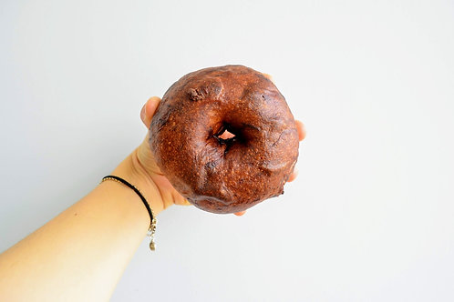6 Chocolate Chip - Brown Sugar Swirl // Pepitas de Chocolate y Azúcar Moreno