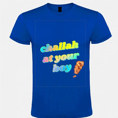 Men's Challah At Your Boy T-Shirt