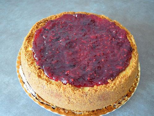 Berry Cheesecake // Tarta de Queso con Mermelada