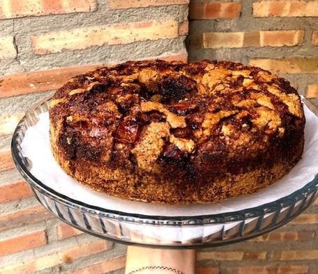 Tarta de Manzana & Canela