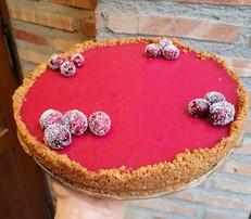 Cranberry-Lemon Tart