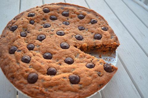 Huge Chocolate Chip Cookie