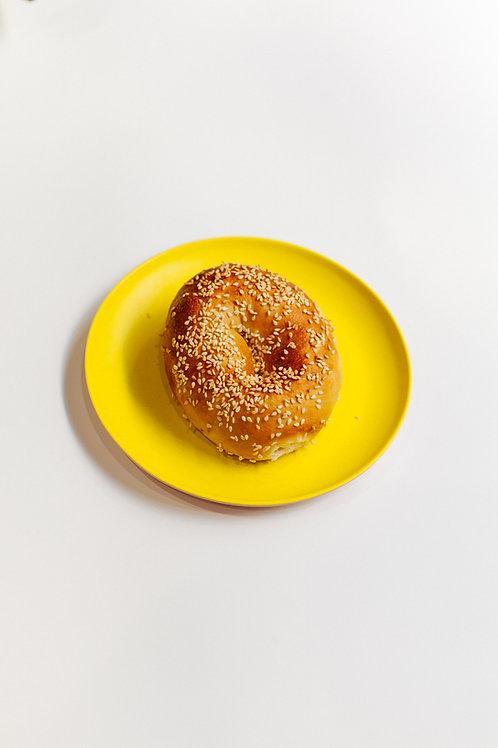 Bagel de Sésamo // Sesame Bagel