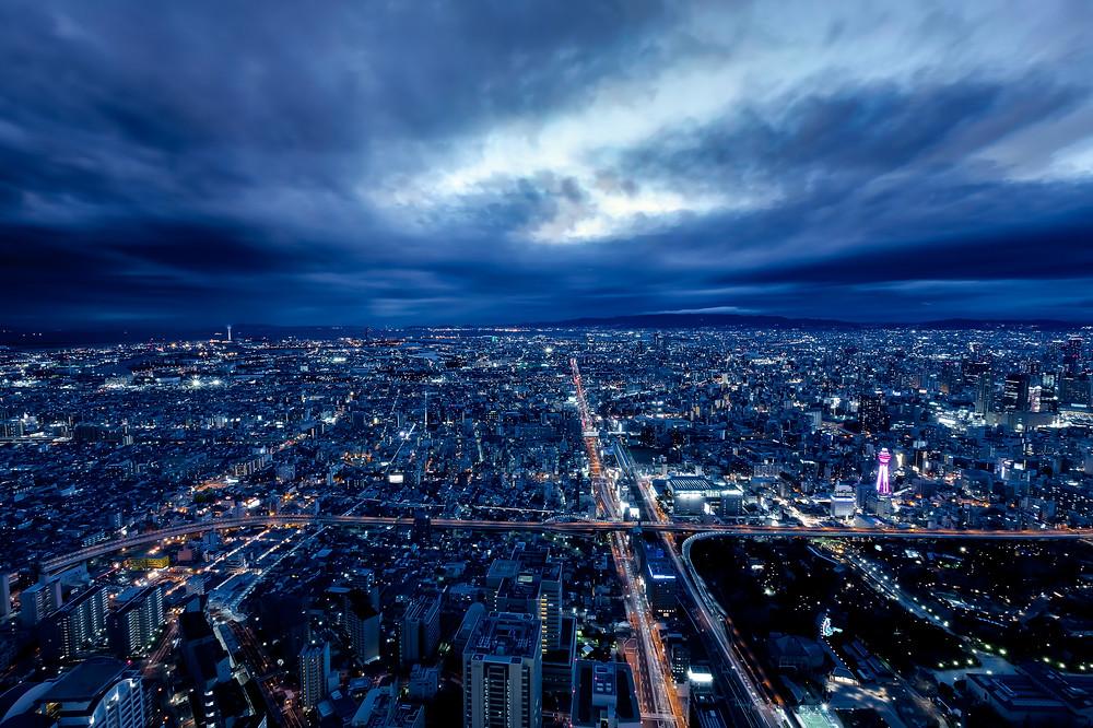 あべのハルカス 大阪 出張撮影 Foto Colore