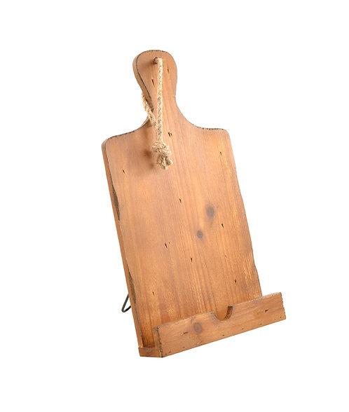 Wood Tablet Holder
