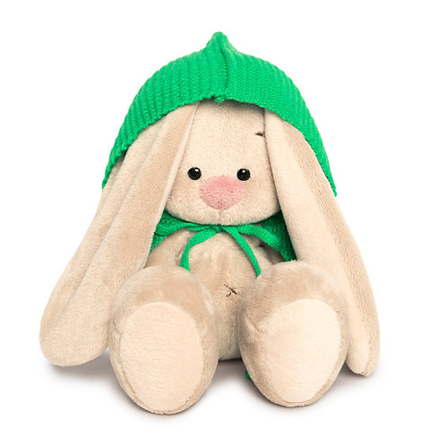 BUDI BASA   MI  baby   緑のポンチョ