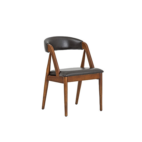 Alden Rubber & PU Dining Chair