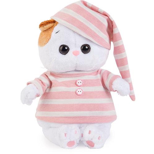 BUDI BASA Li-li baby ストライプ柄のパジャマ エキゾチックショートヘア