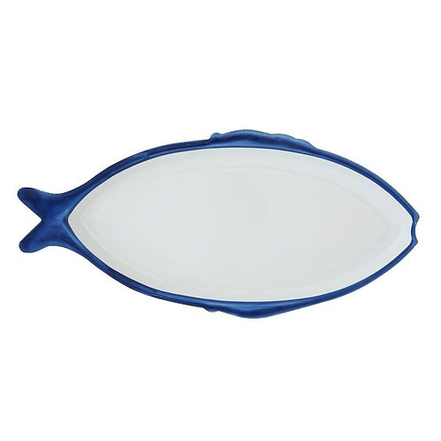 Enamel Fish Shape Tray