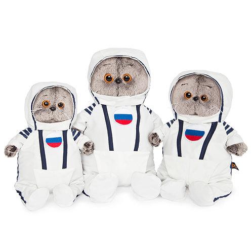 BUDI BASA  BASIK  宇宙飛行士  スコティッシュフォールド
