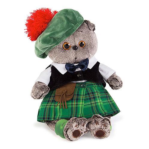 BUDI BASA BASIK スコットランドの民族衣装  スコティッシュフォールド