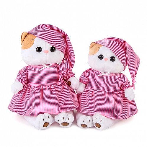 BUDI BASA  Li-li ピンクのパジャマ エキゾチックショートヘア