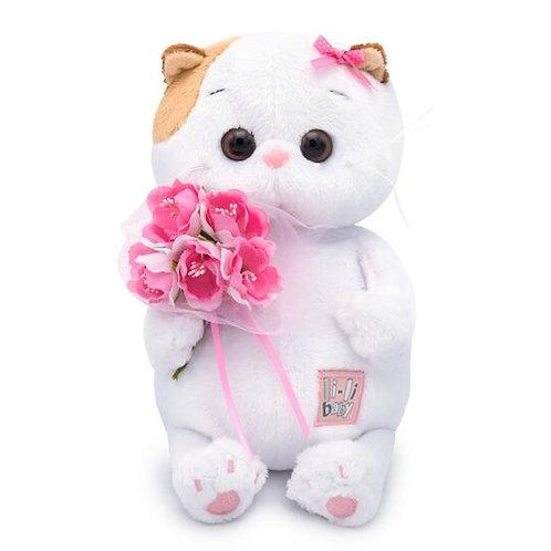 BUDI BASA  Li-li baby お花のブーケ エキゾチックショートヘア