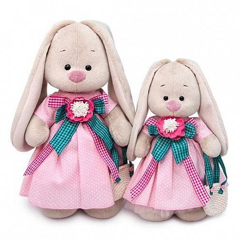 BUDI BASA  うさぎのMI 大きなリボンドレス ウサギ