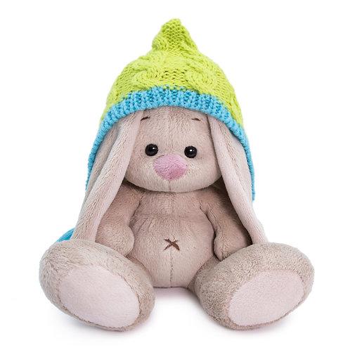 BUDI BASA   MI  baby   フリンジのついたニット帽