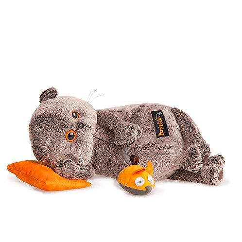 BUDI BASA BASIK 枕&ネズミちゃん   スコティッシュフォールド
