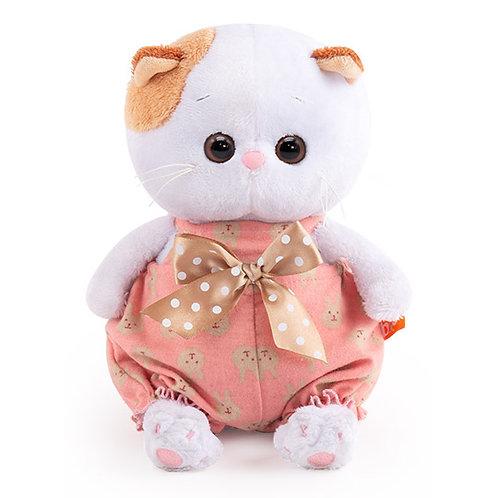 BUDI BASA  Li-li baby ウサギ柄のロンパース エキゾチックショートヘア