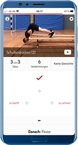 Training mit der Sports Athletic App.PNG