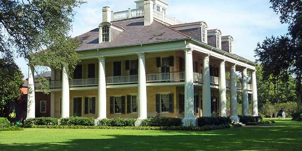 Houmas House Plantation and Gardens.