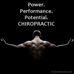 Chiropractic Care Shown to Improve Athletic Performance