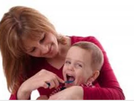 Parent's Have a Key Role in Children's Dental Health