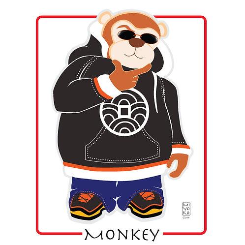 Loonie Monkey