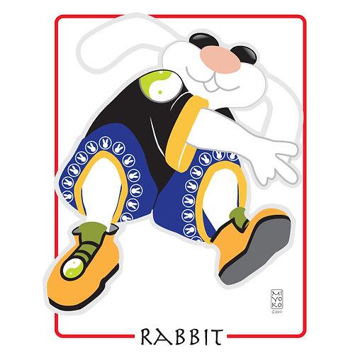 Loonie Rabbit